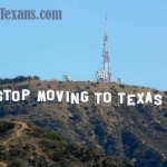 Stop Moving To Texas